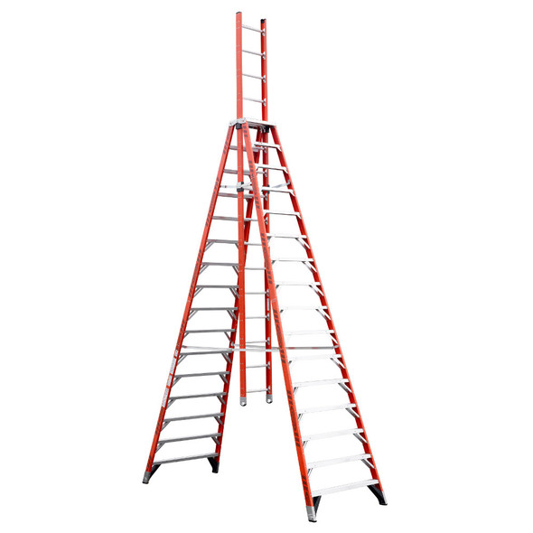 Werner E7400 Series Extension Trestle 300 lb Rated
