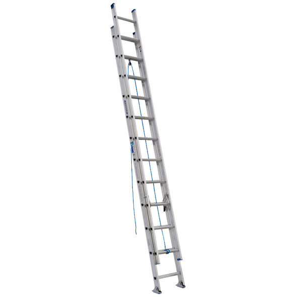 Werner D1300-2 Series Extension Ladder Type I 250 lb. Rated