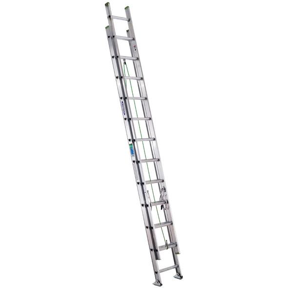 Werner D1200-2 Series Extension Ladder 225 lb rated