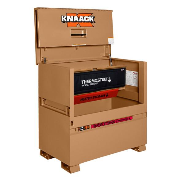 Knaack Model 79-H STORAGEMASTER Chest / THERMOSTEEL Heated Storage