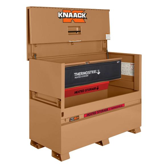 Knaack Model 89-H STORAGEMASTER Chest / THERMOSTEEL Heated Storage