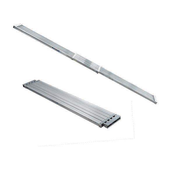 Werner Aluminum Extension Planks 250 lb Capacity