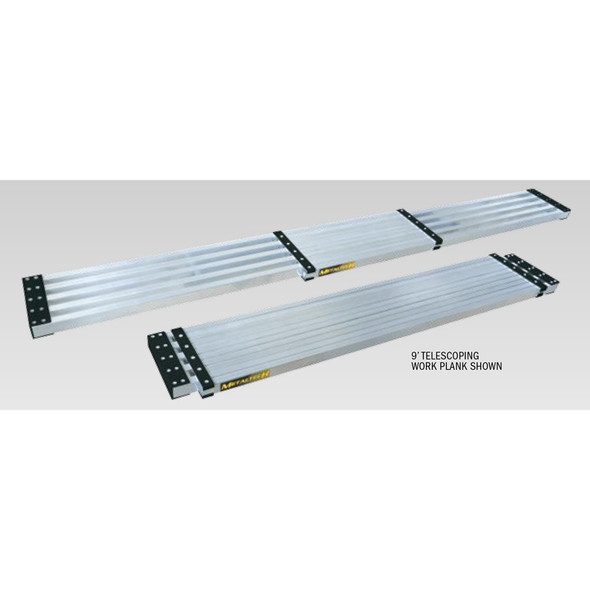 MetalTech Aluminum Extension Planks