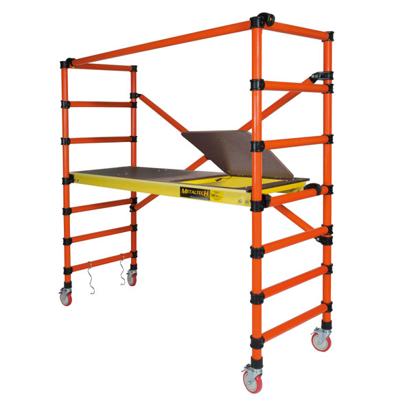 MetalTech Fiberglass Scaffold - Speedy Base