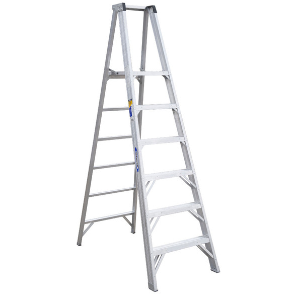 Werner P400 Series Platform Ladder 375 lb Rated