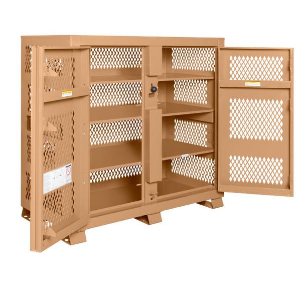 "Knaack Model 139-MT TOOL KAGE Cabinet, 60"" x 30"" x 60"""