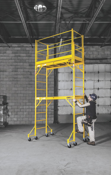 "MetalTech #I-CISCPY Jobsite Series Scaffold - ""Perry Style"" 6'"