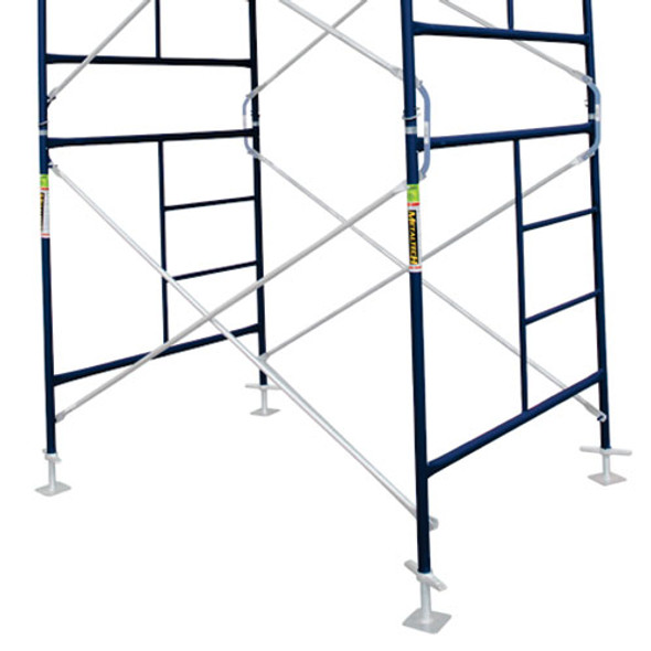 MetalTech Exterior Steel Scaffold - Frames