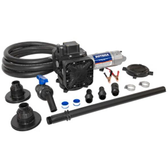Fill-Rite SS417B - 12VDC Pump Package