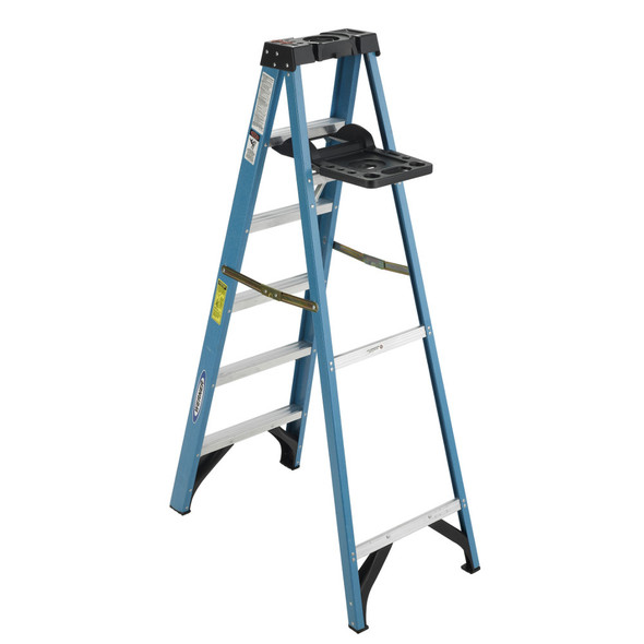 Werner PK76-3 Stepladder Pail Shelf