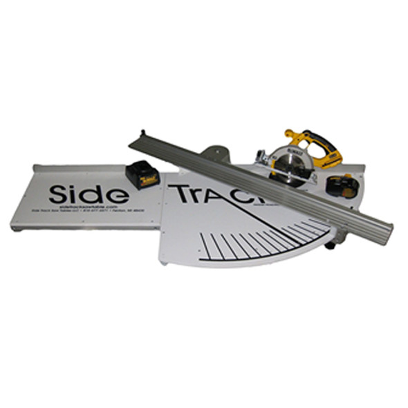 Side Track Saw Table - NOW with a Folding Table Option
