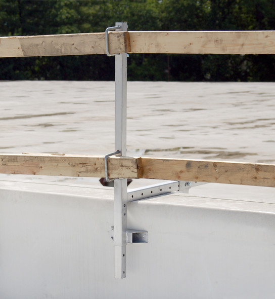 Tranzsporter 65015 - Parapet Wall & Guardrail System