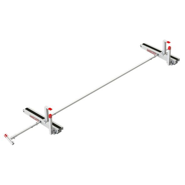 Weather Guard Model 2275-3-01 EZGLIDE2 Fixed Drop-down Ladder Kit, Full