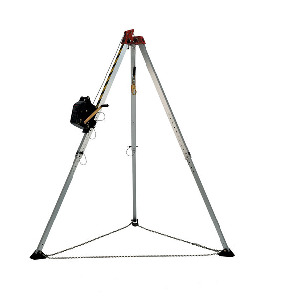 Werner T510045 60 Foot Material Hoist for use on the Tripod System