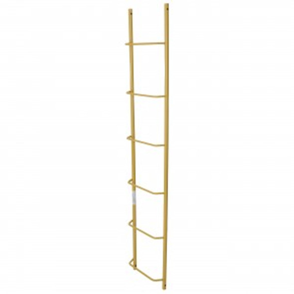 Acro 6' Chicken Ladder Section, hook, protective covers