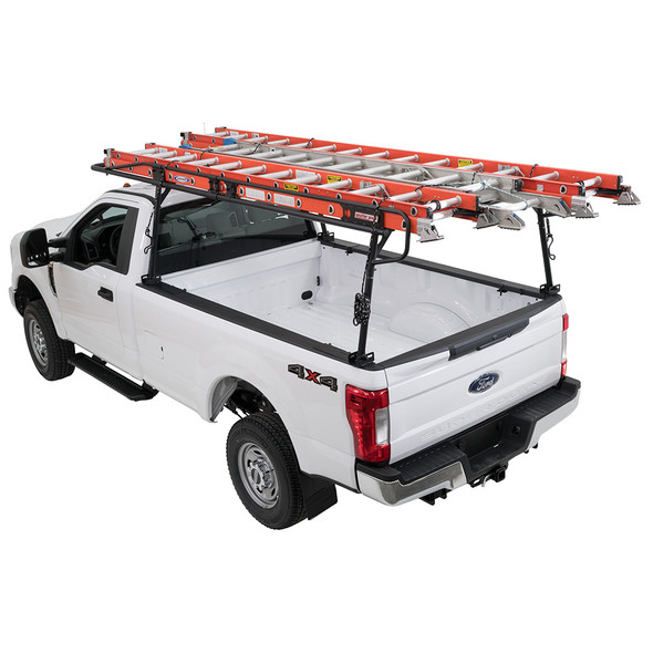 Weather Guard Model 1275-52-02 Full Size Steel Truck Rack - 1,000 lb Capacity
