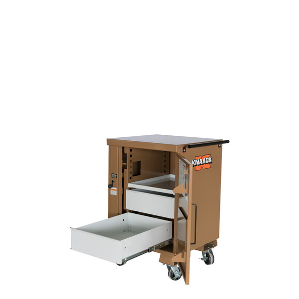 Knaack Model 38 Compact Rolling Workbench with Drawers
