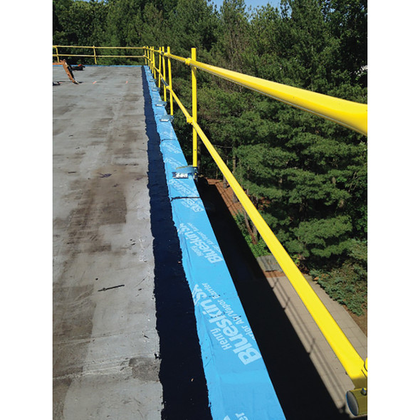 TranzSporter 70755 Zip Rail Gravel Stop Fall Protection System