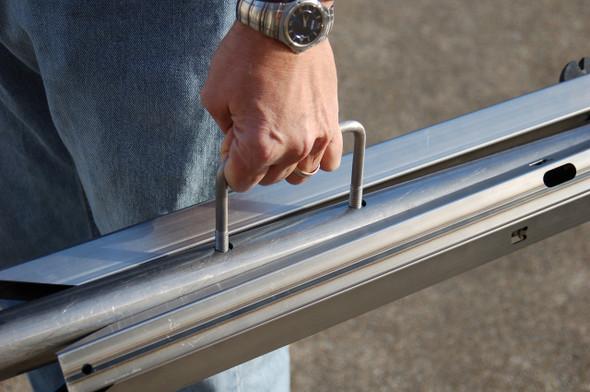 TranzSporter 65017 Tri-Leg Folding Warning Line System