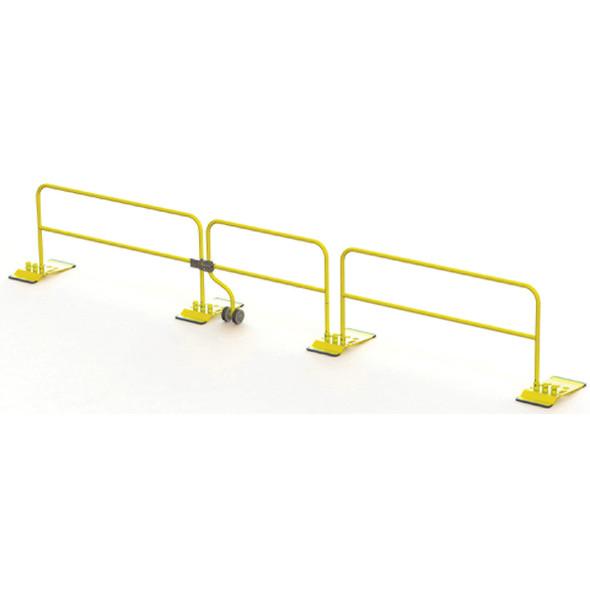 TranzSporter Guardrails, Zip base and Universal RZ Guardrail Components