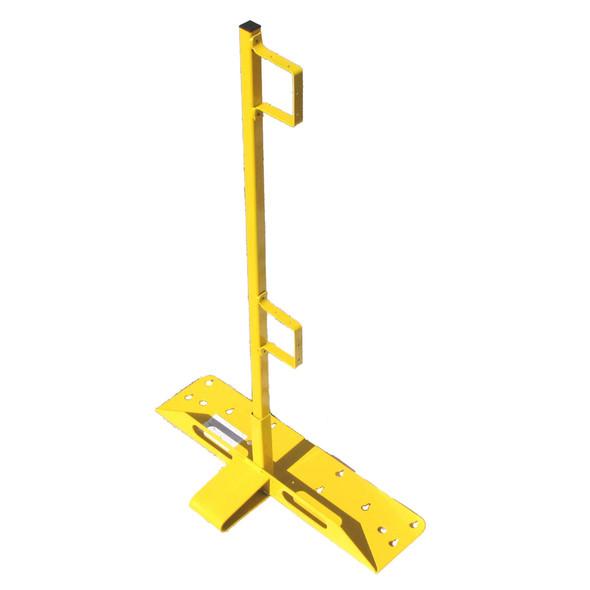 Acro 12075 Open Edge Guardrail System Bracket & Post