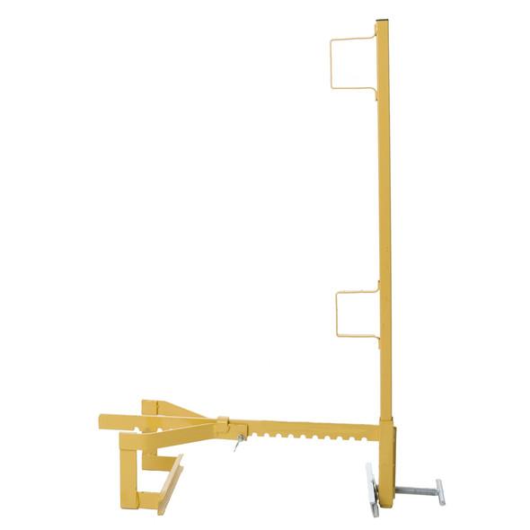 Acro 12090 Parapet Wall Guard Rail Systems Bracket & Post
