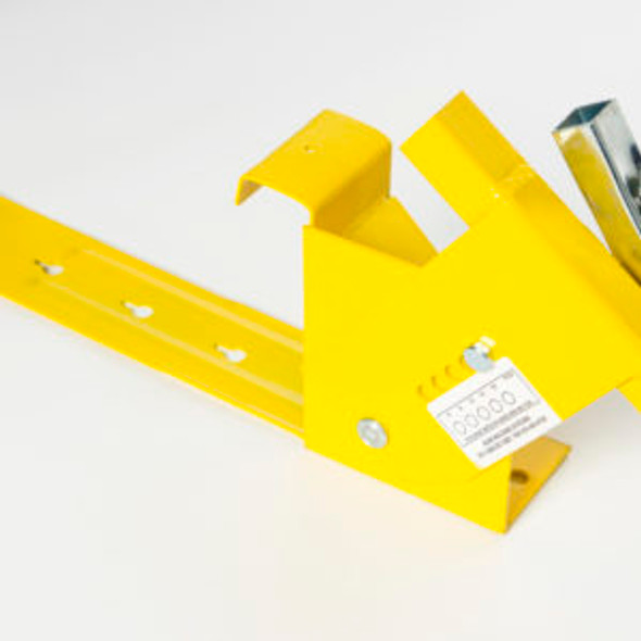 Acro 12069 Steep Pitch Guardrail Bracket only