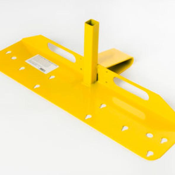Acro 12074 Open Edge Guardrail Bracket only