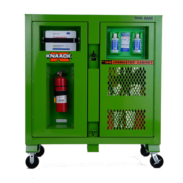 Knaack Model 139-SK Safety Kage Cabinet