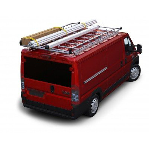 "Prime Design AR1418 Ladder Rack for Ram ProMaster | 136"" WB Mid-Roof"