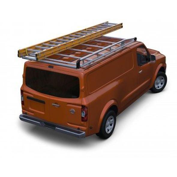 Prime Design AR1900 Ladder Rack for Nissan NV Cargo | Standard Roof