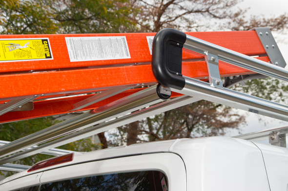 "Prime Design AR1911 Ladder Rack for Ford Transit | 148"" WB Mid-Roof"