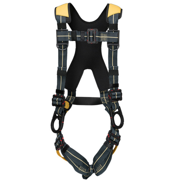 Werner Blue Armor H9340 Arc Flash Harness Positioning, Dielectric Pass Thru Legs