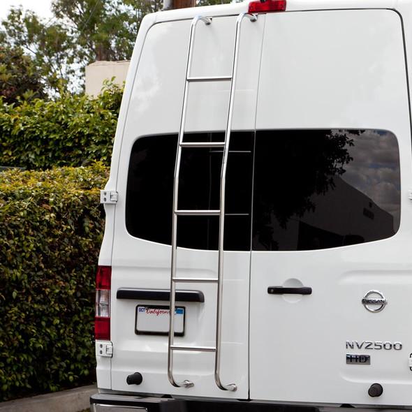 Surco 093NVX Stainless Steel Van Ladder Nissan NV