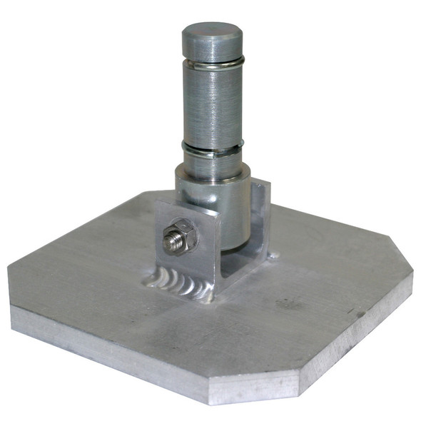 Werner 41-1 Scaffold Swivel Base Plate