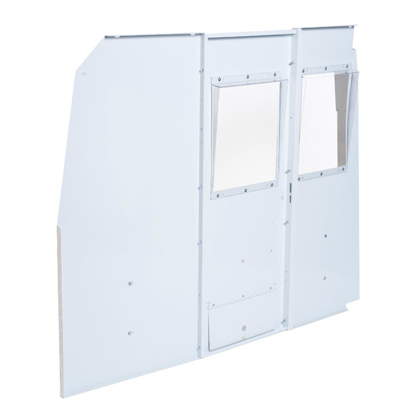 Weather Guard Model 96141-3-01 Window Bulkhead, Mid/High-Roof, RAM ProMaster