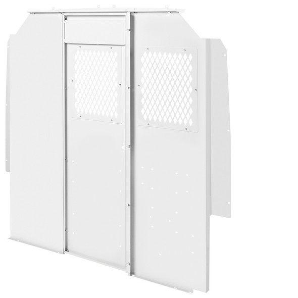 WeatherGuard Model 96142-3-01 Screen Bulkhead, Steel, Standard/High-Roof, RAM ProMaster
