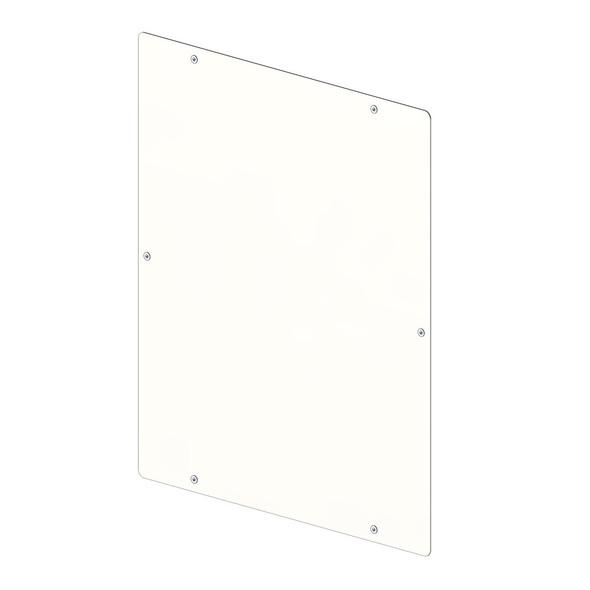 Weather Guard Model 96903-3-01 Solid Bulkhead Panel Adapter Kit