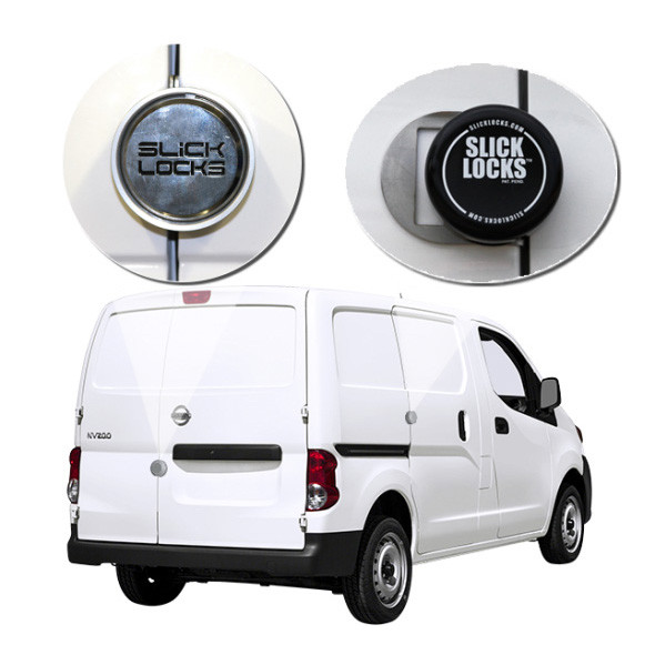 Slick Lock Model No. NV200-FVK-SLIDE-TK | Nissan NV200 Complete Turn Key Kit - 2013-Present