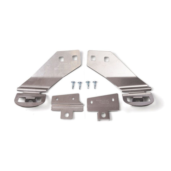 Slick Lock Model No. MET-FVK-DBL-SLIDE | Mercedes Metris w/ Double Sliding Doors Blade Bracket - 2015-Present