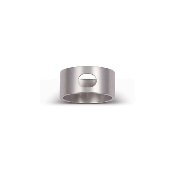 "Slick Lock Model No. NPS-11 | Padlock Guard, Aluminum, 3""L"