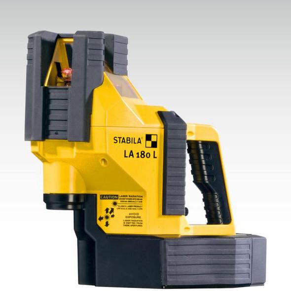 Stabila LA 180L #02180 Multi-Line Laser, 6-Piece Set