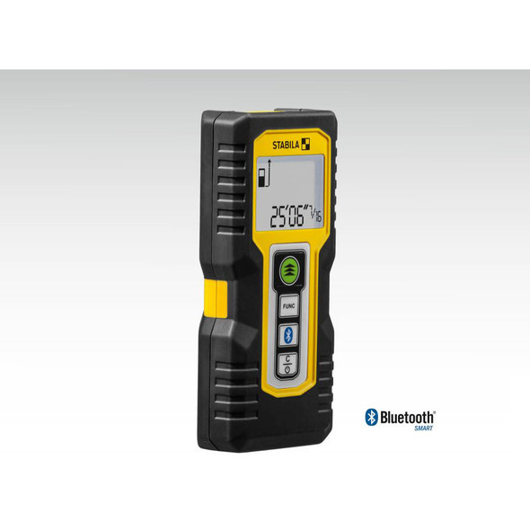 Stabila LD 250BT #6250 165ft Bluetooth® Laser Distance Measurer