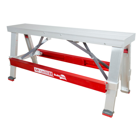 "MetalTech ModeI BMDWB18 18""–30"" Drywall Bench"