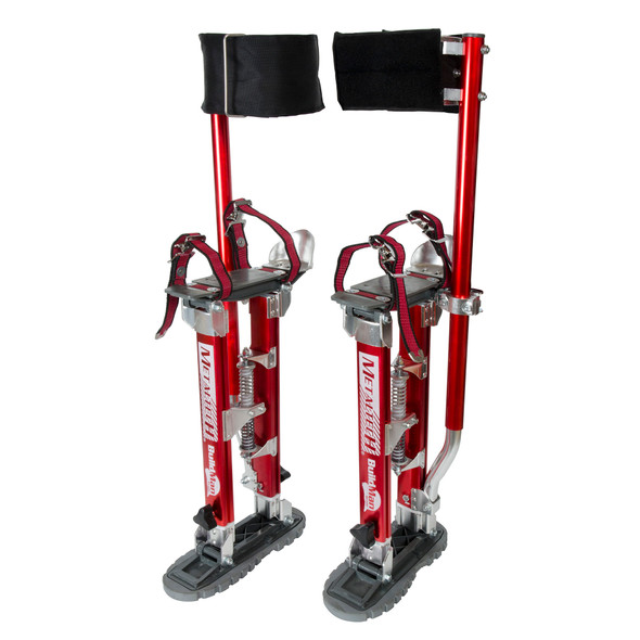 MetalTech Model I-BMDS Buildman Drywall Stilts