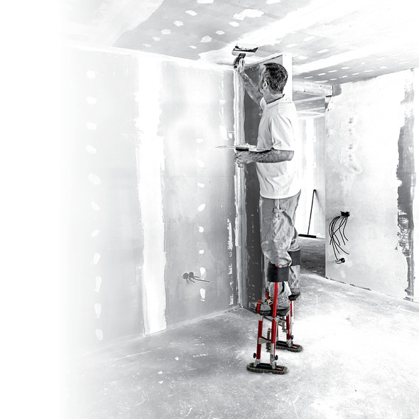PROMO | MetalTech Model I-BMDS Buildman Drywall Stilts