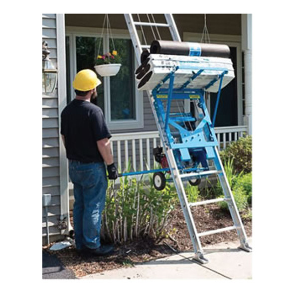 Safety Hoist HD400X Platform Hoist 28 ft | 400 lb Capacity