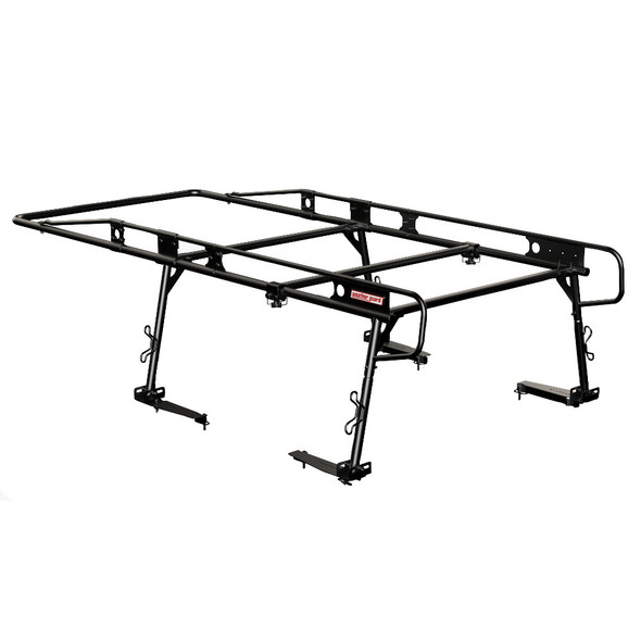 Weather Guard Model 1345-52-02 Truck Rack, Compact, 1000 lb. Capacity