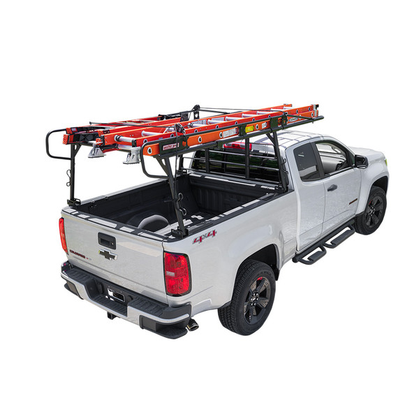 WeatherGuard Model 1345-52-02 Truck Rack, Compact, 1000 lb. Capacity