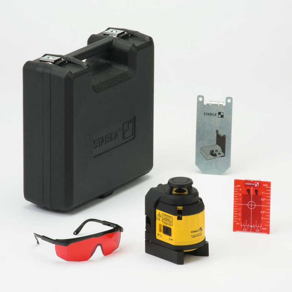 Stabila #03360 LAX 400 Multi-Line 360 Laser